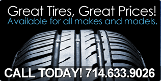 tires for all makes and models